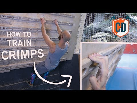 How To Improve At Crimps: Blockhelden Training Ep.1 | Climbing Daily Ep.1586