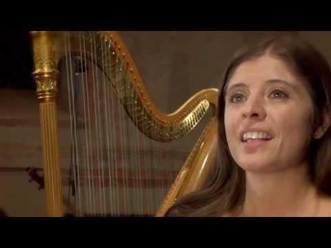 María Cecilia Muñoz & Sarah O´Brien (Harp) & Kammerorchester Basel (English)