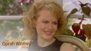Nicole Kidman on Getting Back to Work After Unexpected Divorce | The Oprah Winfrey Show | OWN
