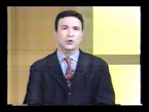 CHAMADA AO VIVO DO JORNAL EDIÇÃO NACIONAL EM 2005