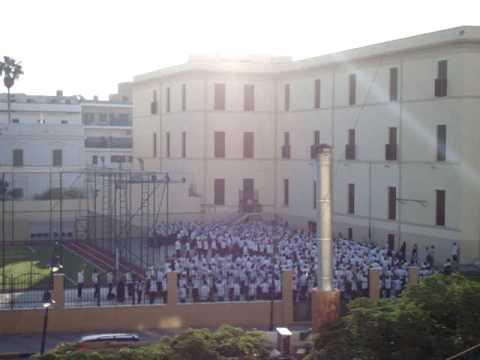 School in front of my flat in Tripoli part 3
