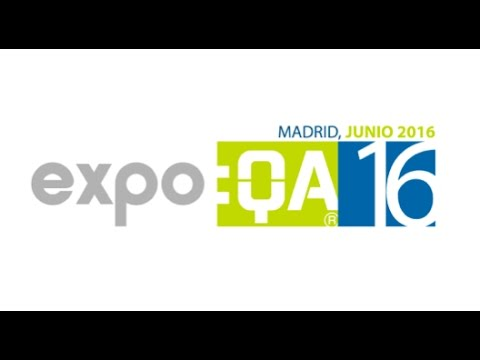 expo:QA'16 Madrid 7th - 9th June 2016