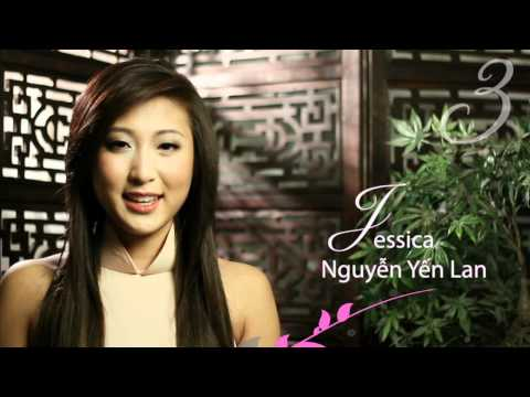 Miss Vietnam of Southern California 2012 - [3] Jessica Nguyễn Yến Lan