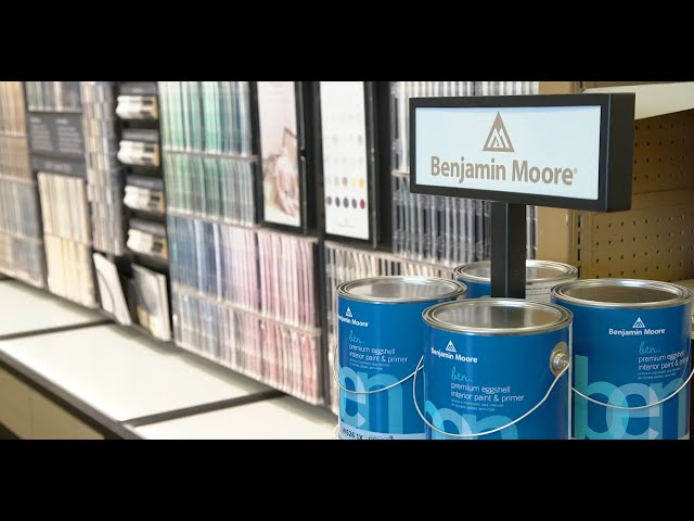 Paint Department Product Video