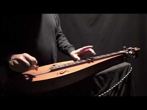 """PEELER CREEK"" on Dulcimer"