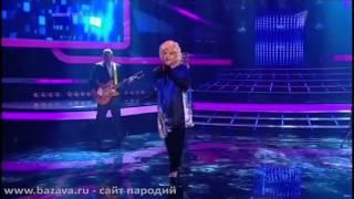 Сергей Пенкин в образе Анне Вески  Шоу Один в один 19.05.13