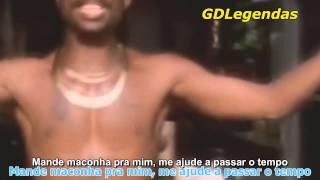 2Pac Ft Lil Mo Niggaz Nature Remix (Legendado) HD