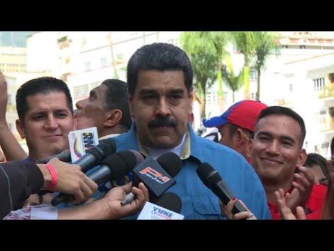 Maduro vai tentar reeleição