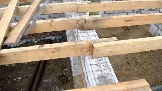видео Фундамент для дома своими руками ч.1