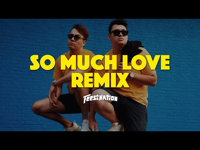 Afro Bros (feat. Charly Black & Stevie Appleton) - So Much Love (Remix) | FEESTNATION
