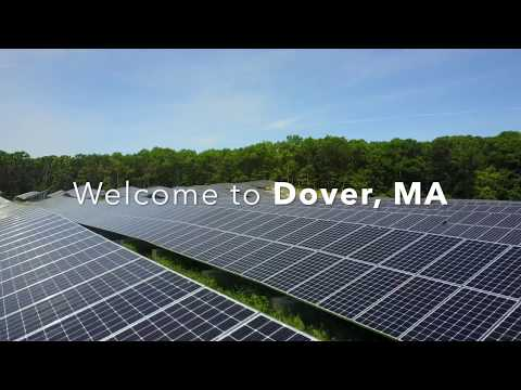 Community Solar Farm in Dover, MA | Solstice.us