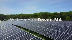 Community Solar Farm in Dover, MA   Solstice.us