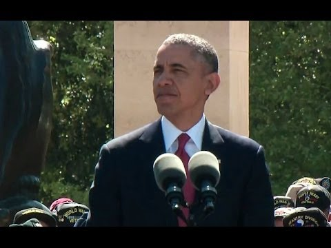 President Obama Commemorates the 70th Anniversary of D-Day