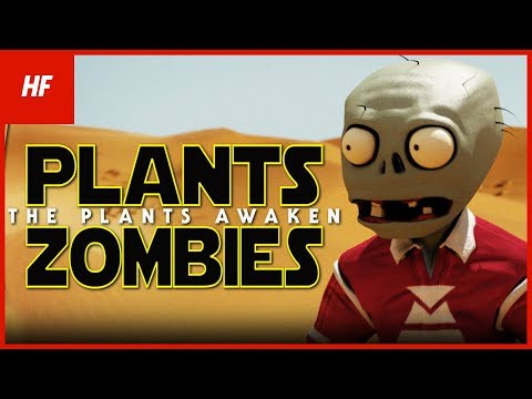 Star Wars: The Force Awakens Trailer - Plants VS Zombies Edition (by HETHFILMS)