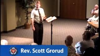The Ten Commandments - Rev. Scott Gorud - Session 1