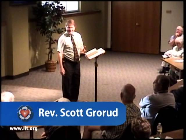 The Ten Commandments - Rev. Scott Gorud