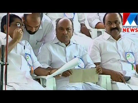 AK Antony against Congress leaders in Kerala  | Manorama News