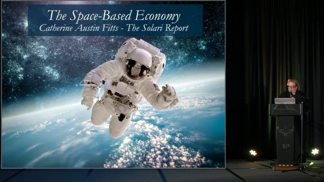 The Space Based Economy Catherine Austin Fitts