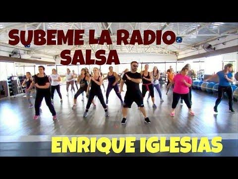 Subeme La Radio - Enrique Iglesias David Lisboa (COREOGRAFIA SALSA)