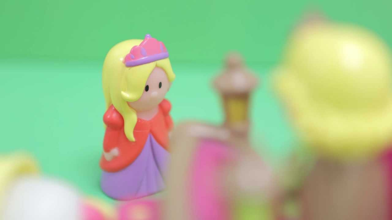 Early Learning Centre 145019 HAPPYLAND Fairy Tale Set Multicolore