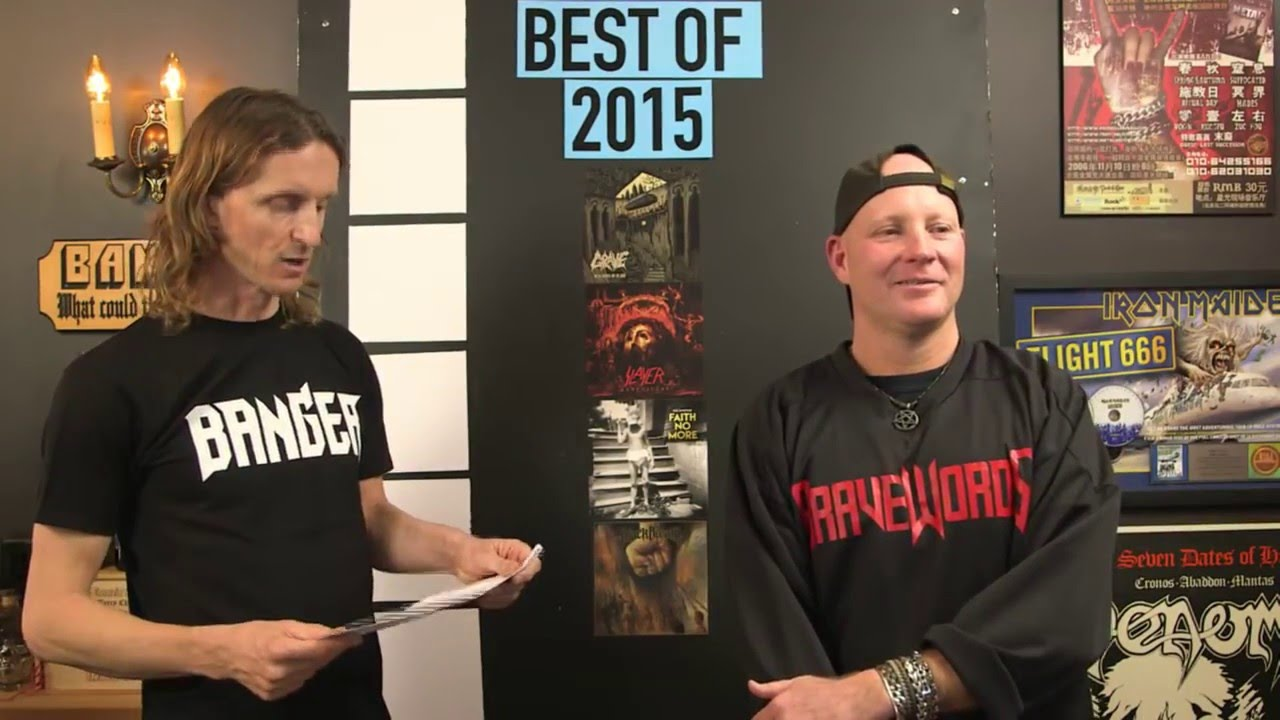 Best Metal Albums of 2015 w/ guest Tim Henderson of BraveWords | LOCK HORNS episode thumbnail