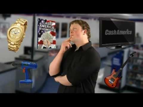 Walt A.'s Cash Rap - Cash America