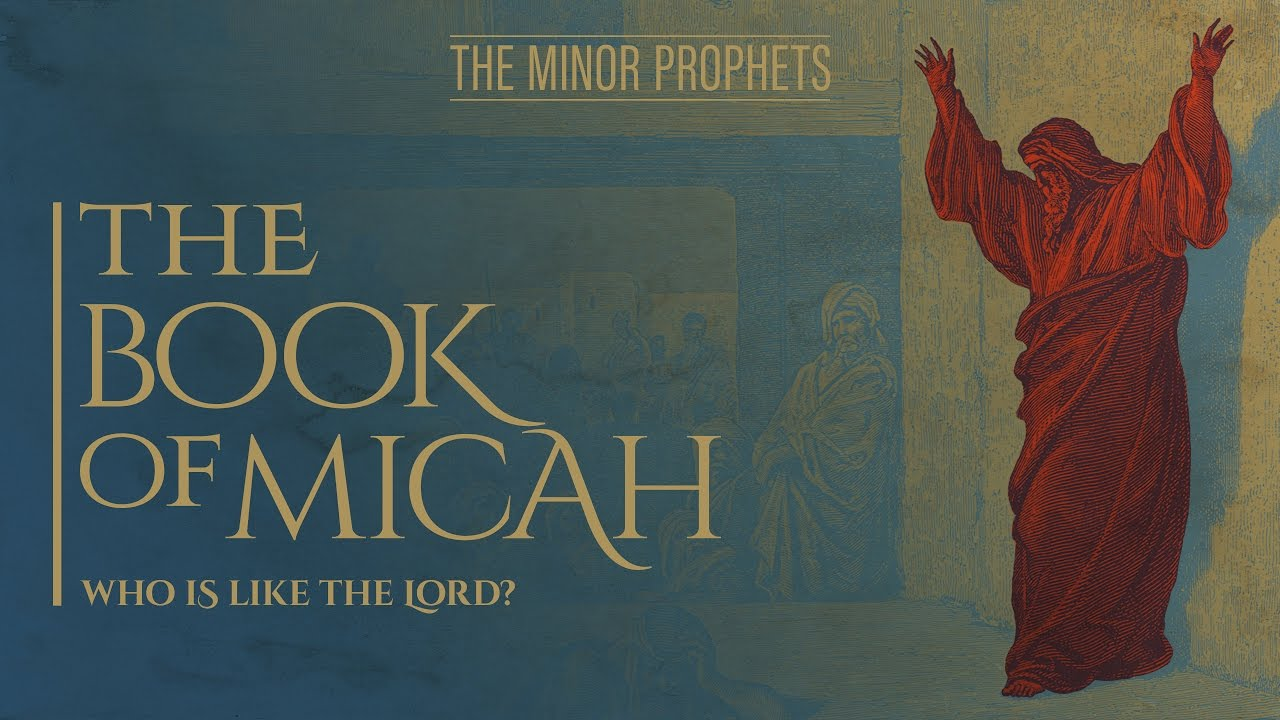 the minor prophets The minor prophets ministered for over three centuries in the most tumultuous  times in israel's history, yet their message remains relevant for.