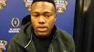Alabama CB Cyrus Jones talks about Ohio State recruitment