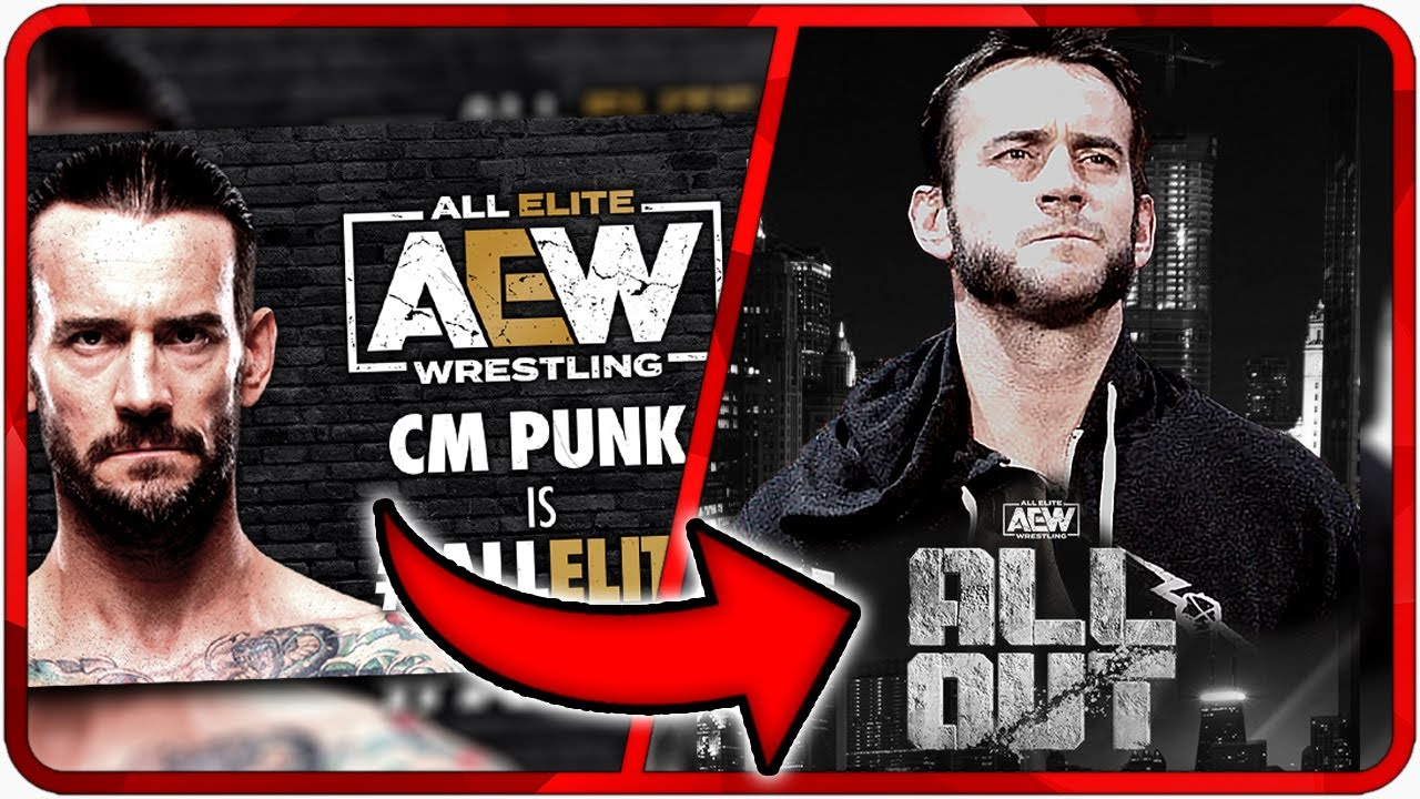 Download BREAKING: CM PUNK '100%' at AEW ALL OUT 2021 | Triple H CONTACTS Cody Rhodes | AEW WWE News