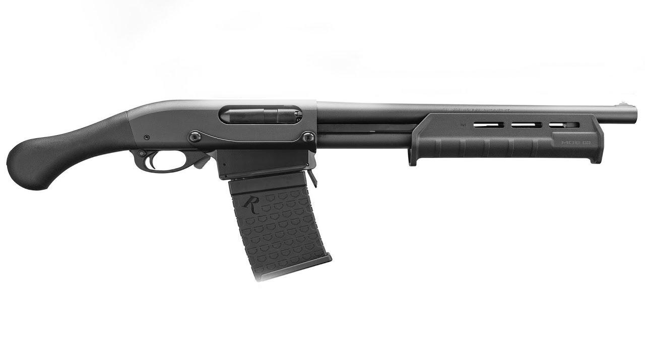 The New Remington 870 Tac 14 DM #234