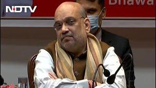 Delimitation, Elections, Statehood: Amit Shah Lays Down J&K Roadmap