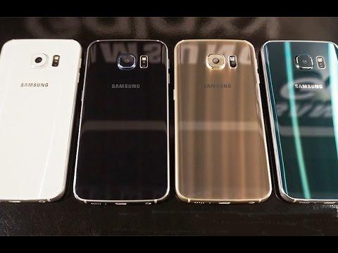 Смартфон Samsung Galaxy S6 Edge Plus - видео, обзор, цена, купить .