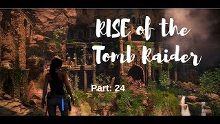 Lets play Rise of the Tomb Raider Teil 24: tief im feindlichen Lager