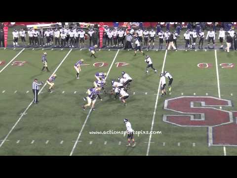 Islip vs Sayville County Championships