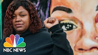 Breonna Taylor's Mother Speaks Out Nearly One Year After Daughter's Death | NBC Nightly News