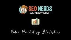 Video Marketing Statistics - Youtube Seo Company Toronto