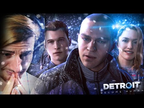 EVERYONE HAS TO LIVE.. EVERYONE. || Detroit: Become Human (ENDING)