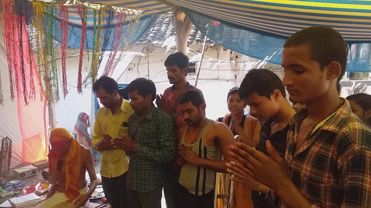 बालमुकुन्द प्यासी सनातन धर्म प्रचारक वैदिक यज्ञ कर्म काण्डी चन्द्रावल पन्ना मध्यप्रदेश