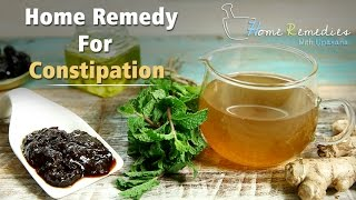 How To Get Rid Of Constipation Immediately | Constipation Home Remedies | Home Remedies With Upasana