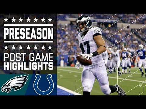 Eagles vs. Colts | Game Highlights | NFL