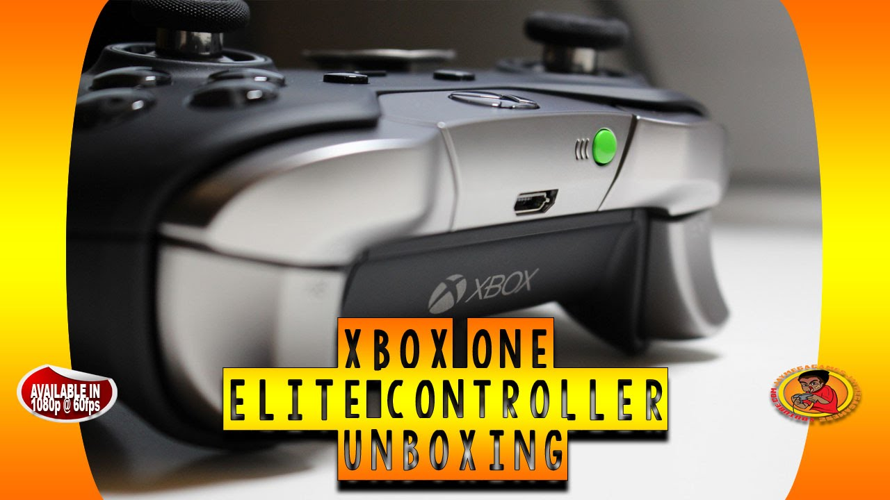 xbox one controller unboxing - photo #13