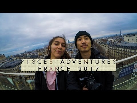 France 2017 | Couple Travel