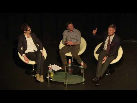 Sheffield Doc/Fest 2016: Freddie Flintoff & Robert Penn Talk Docs & Chips