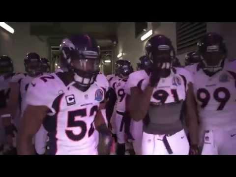 2013 Denver Broncos Promo