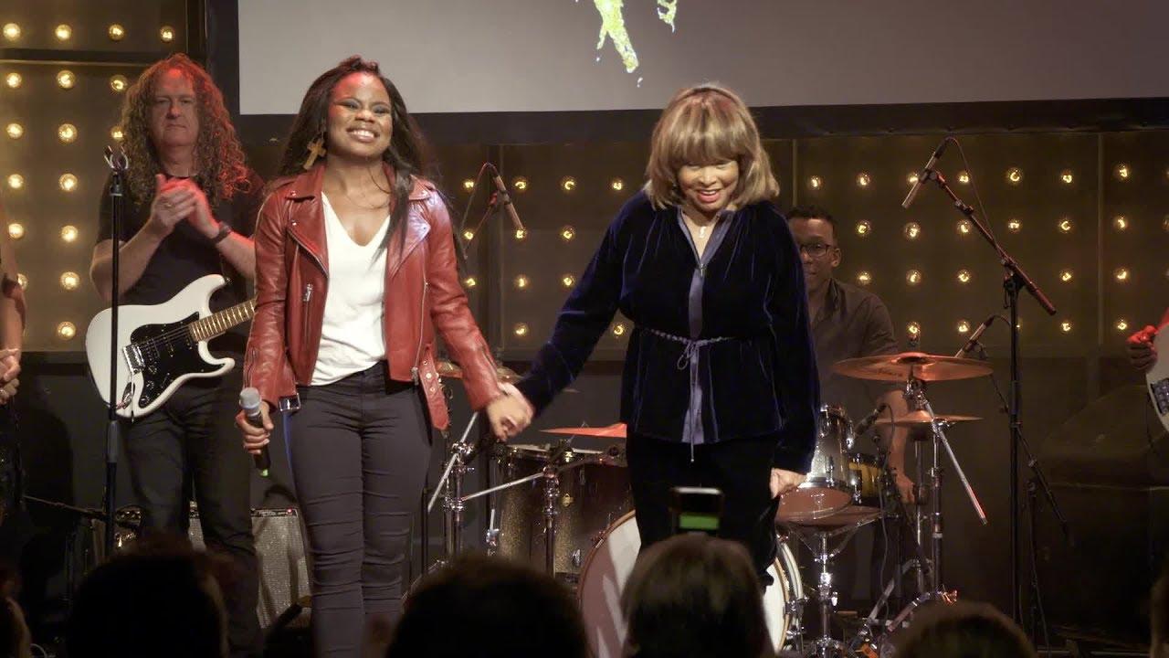 Tina Turner Stellt Hauptdarstellerin