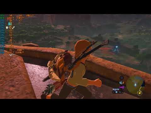 Cemu 1.15.0e Zelda:Botw