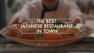 The best Japanese restaurant in town