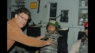 AL FRANKEN GROPED AND KISSED WOMAN WITHOUT HER CONSENT: Must Resign Immediately from Congress