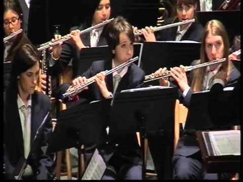 "Bacchus on Blue Ridge (Joseph Horovitz) - Societat ""Unión Musical"" de Crevillent"