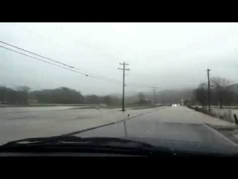 Flooding near pigeon forge primary